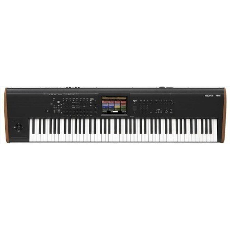 Sintetizador-Workstation-Korg-Kronos2-88-Sampler-88-Teclas