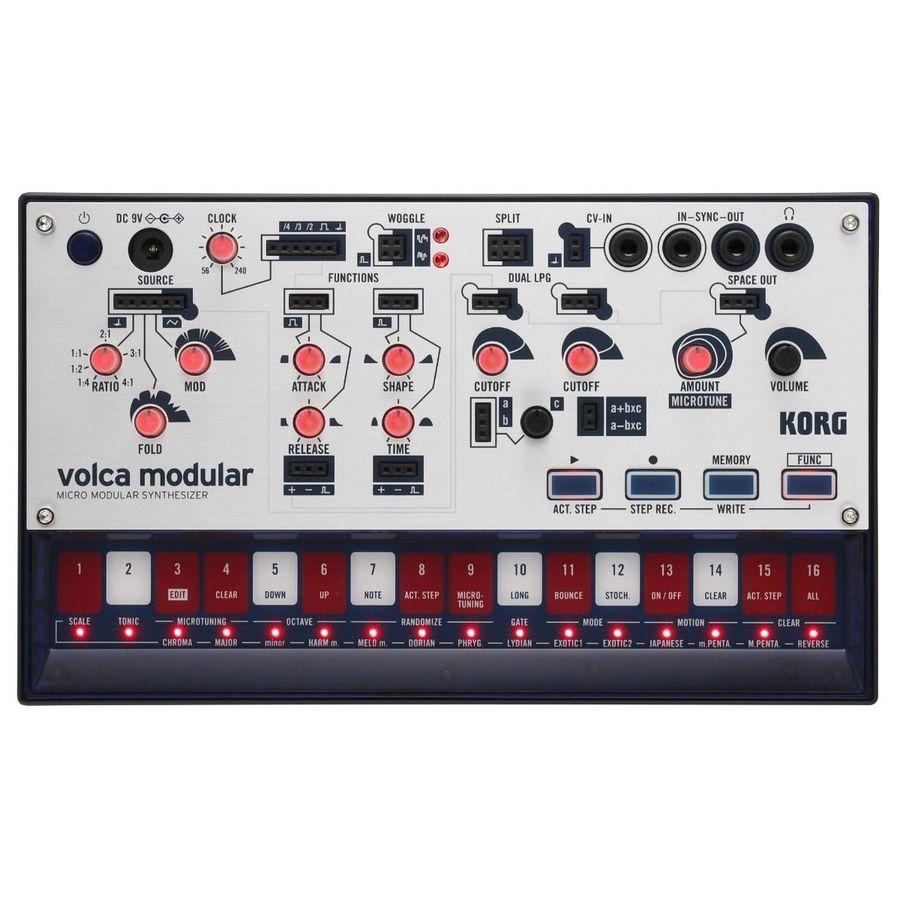 Micro-Sintetizador-Korg-Volca-Modular