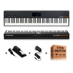Piano-Studiologic-88-Teclas-Accion-Martillo-Sl88-Grand-Midi