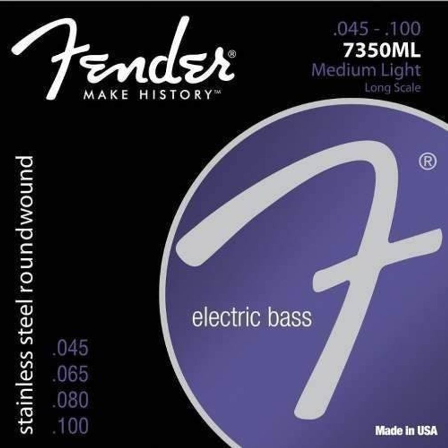 Encordado-Bajo-4-Cuerdas-Fender-045---100-Medium-Light-Larga