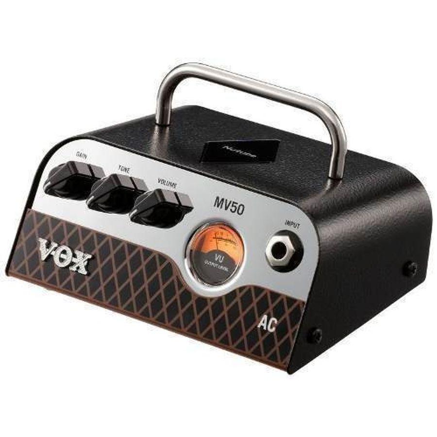 Cabezal-Guitarra-Vox--Mv50-ac-Hibrido-Tecnologia-Nutube-50-W