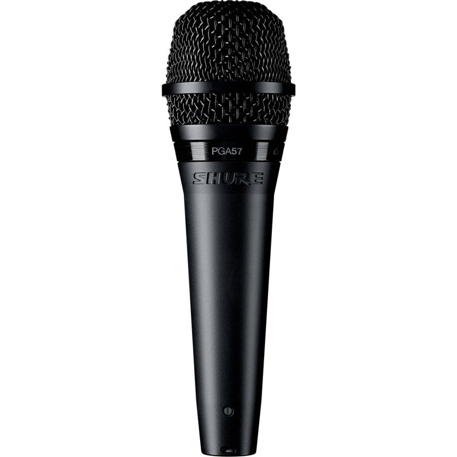 Microfono-Shure-Pga57-xlr-Para-Instrumentos-Con-Cable-Xlr