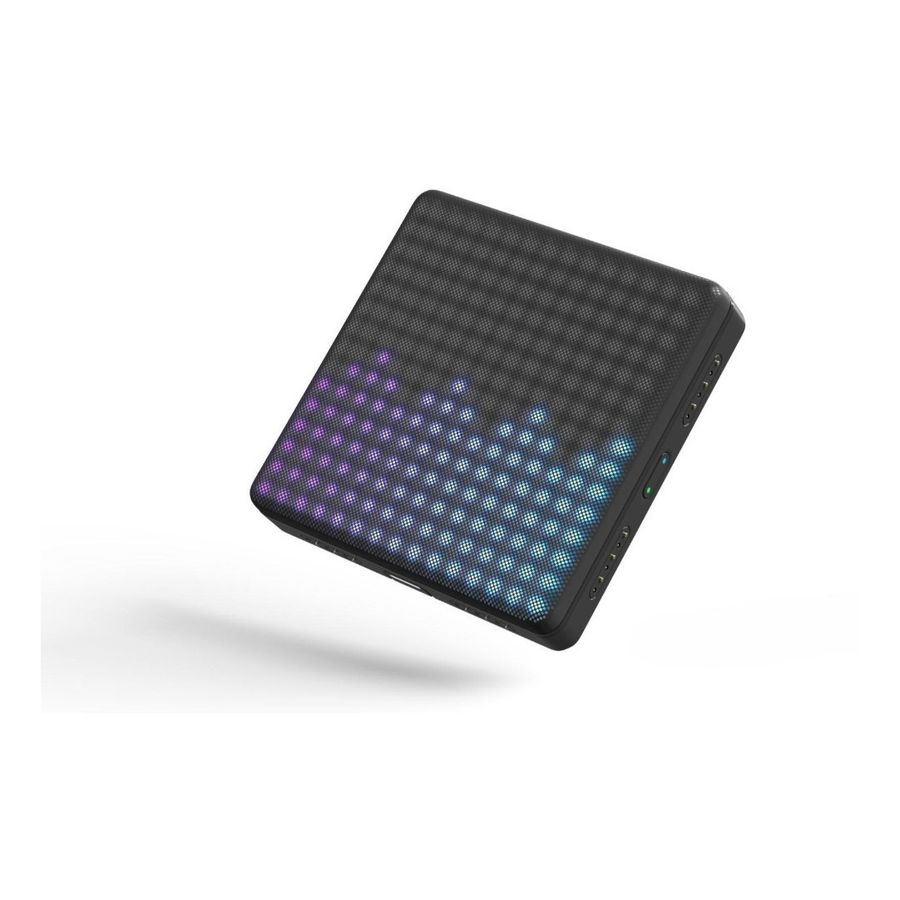 Superficie-Control--Roli-Lightpad-Block-M-Tactil-Iluminado