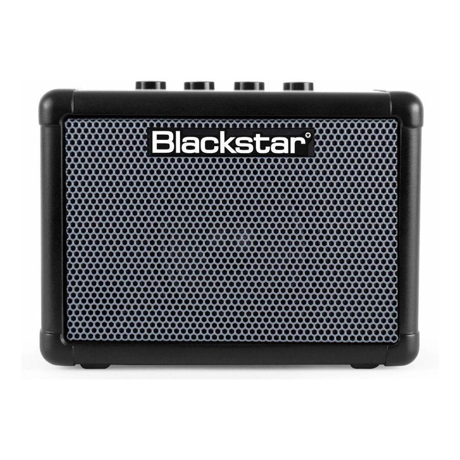 Mini-Amplificador-Para-Bajo-Blackstar-Fly3-Bass-2-Canales-3w