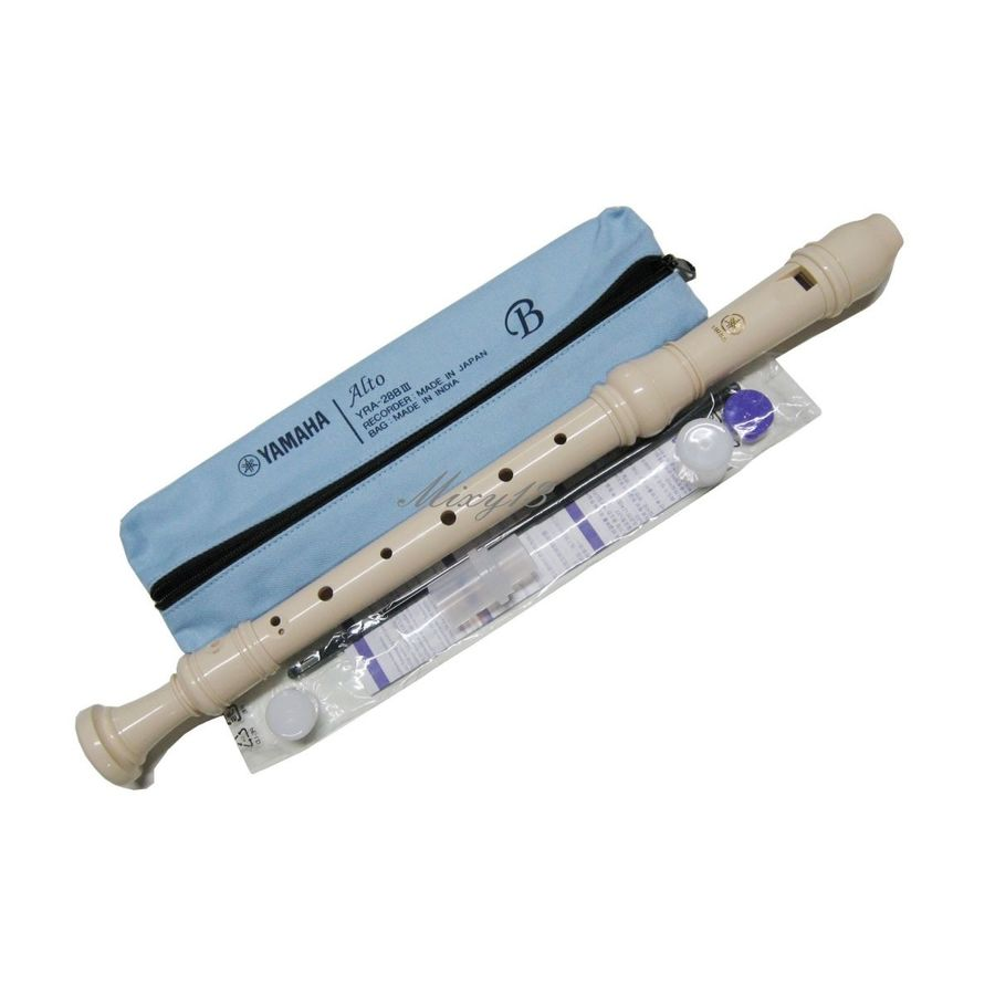 Flauta-Dulce-Alto-Yamaha-Modelo-Yra28biii-Fa-Sistema-Barroco