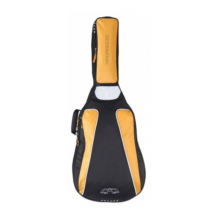 Funda-Guitarra-Electrica-Madarozzo-Ma-g012-eg-bo---Acolchada-De-Tela-Resistente-Impermeable---Con-Bolsillos-Externos