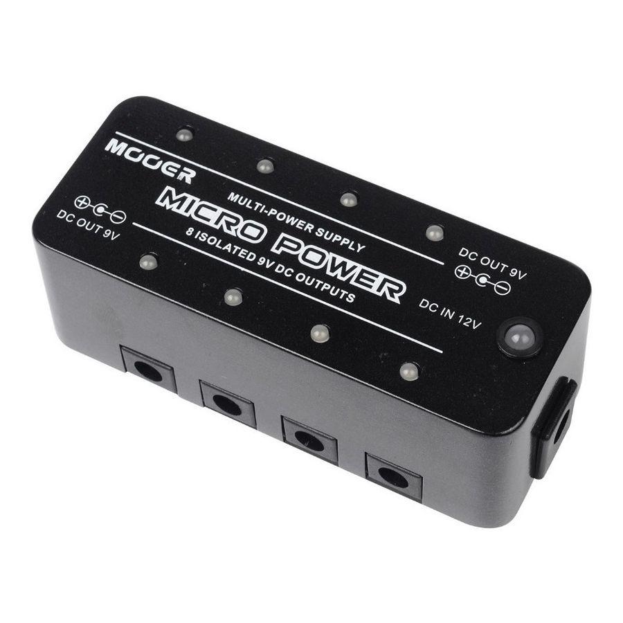 Micro-Multi-Fuente-Mooer-De-8-Salidas-Aisladas-Micro-power