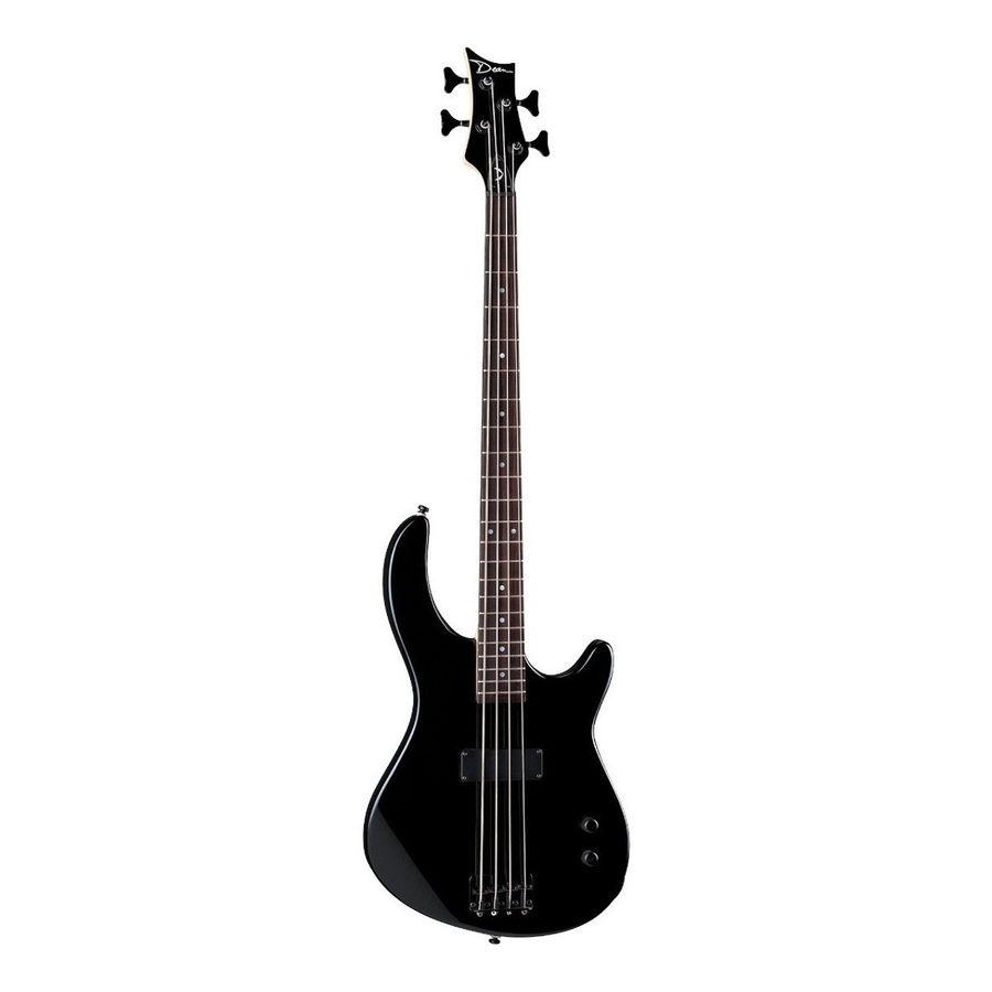 Bajo-Electrico-Dean-E09-Cbk-Edge-Classic-4-Cuerdas-Negro