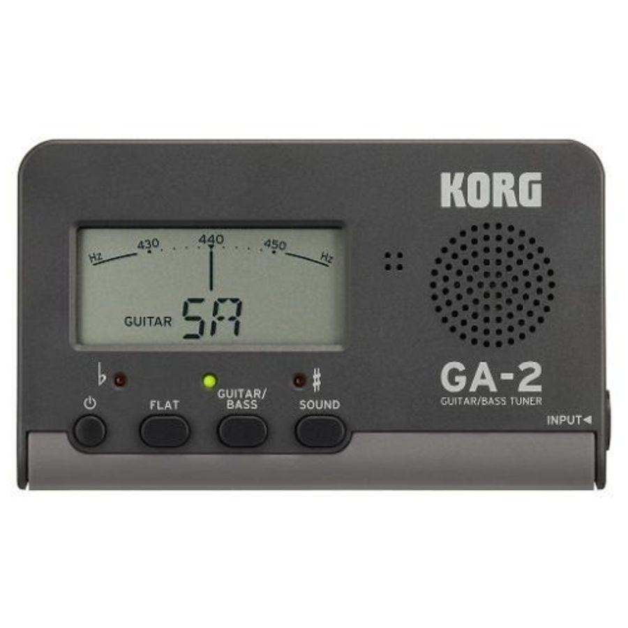 Korg-Afinador-Para-Guitarra-O-Afinador-Para-Bajo-Korg-Ga-2