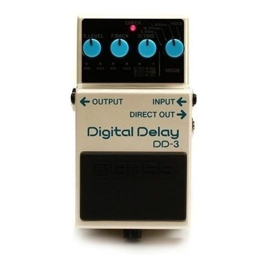 Pedal-Para-Guitarra-Electrica-Boss-Digital-Delay-Dd-3