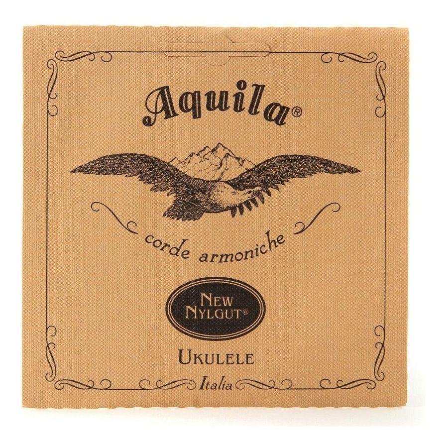 Encordado-Aquila-New-Nylgut-Aq4u-Cuerdas-Ukelele-Soprano