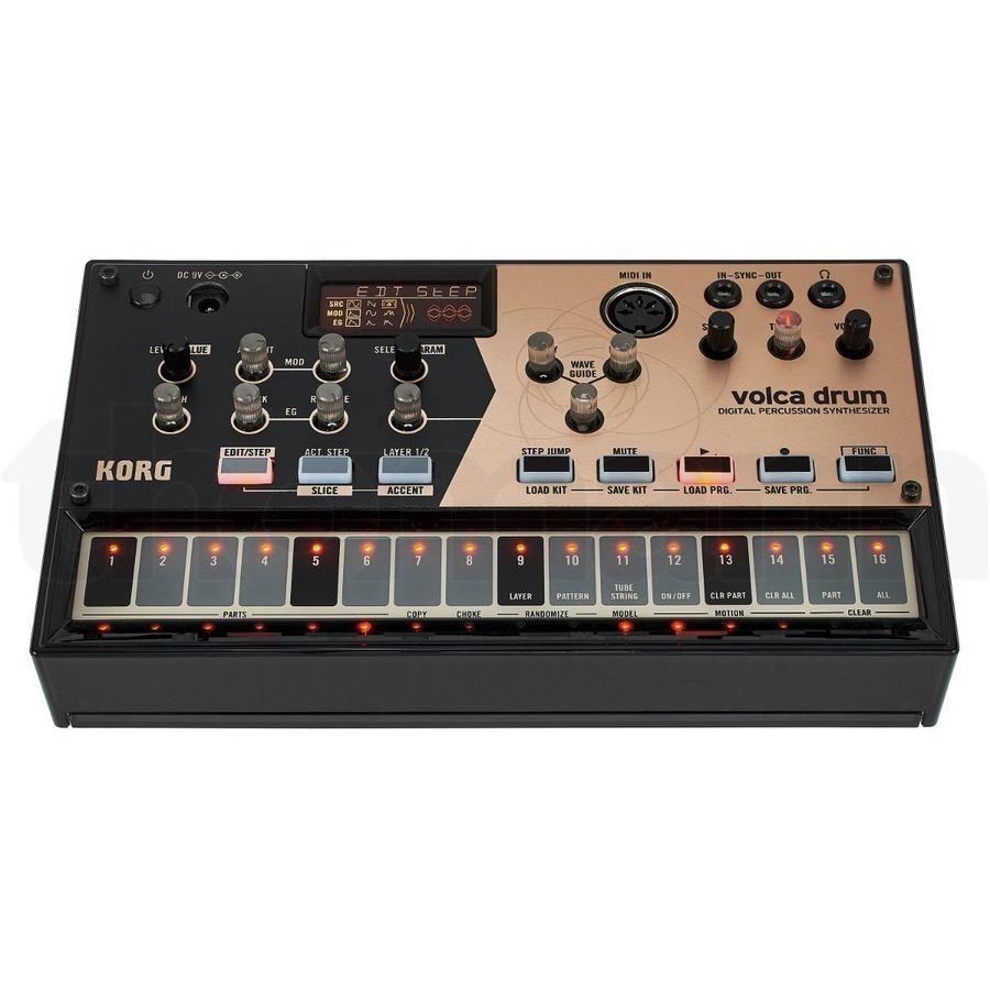 Sintetizador-De-Percusion-Digital-Korg-Volca-Drum