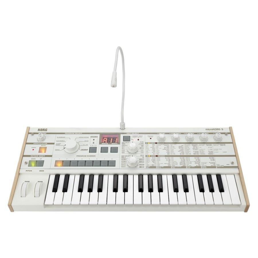 Sintetizador-Korg-S-Mk1s-Vocoder-Con-Parlantes---37-Teclas