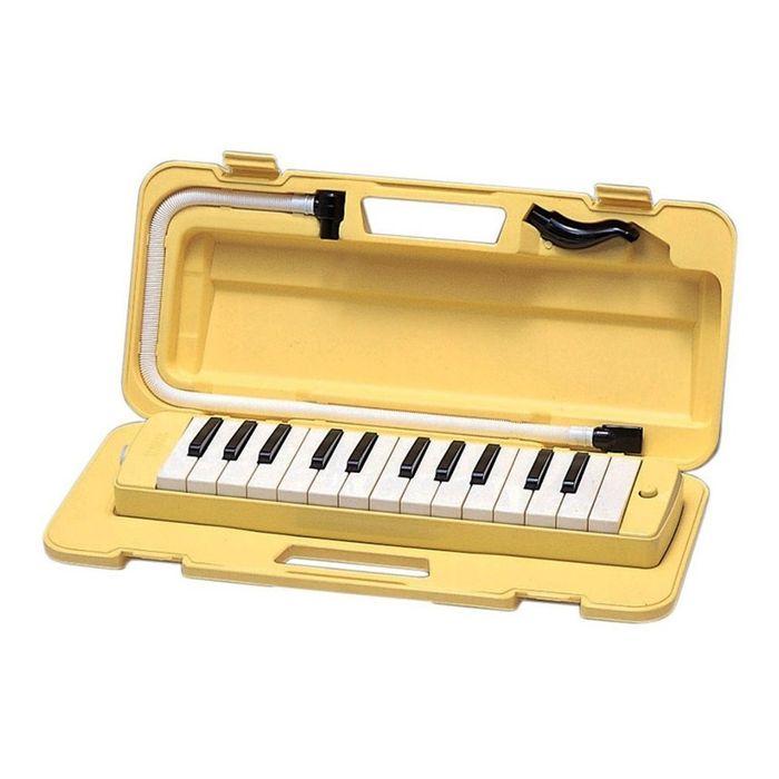 Flauta-Melodica-Yamaha-25-Teclas-Con-Estuche-Rigido-Boquilla