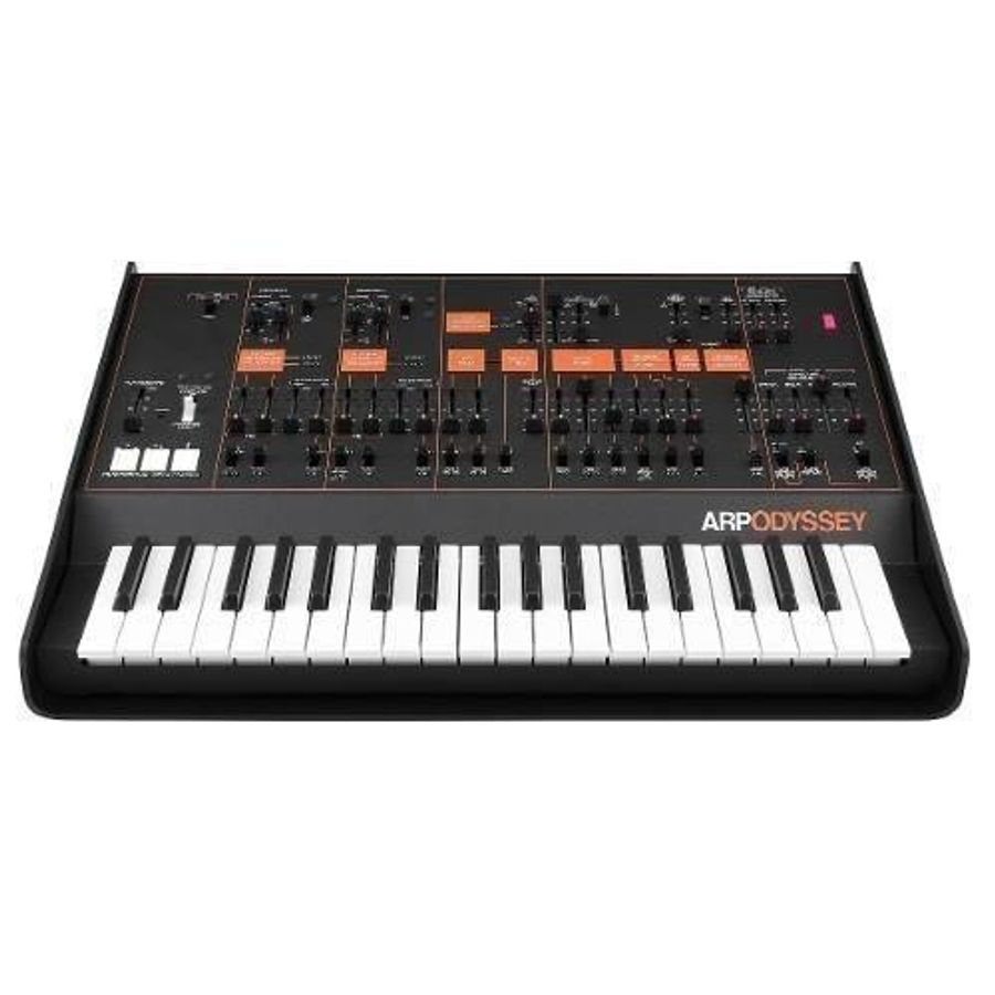 Sintetizador-Korg-Duofonico-Negro-Arp-Odyssey