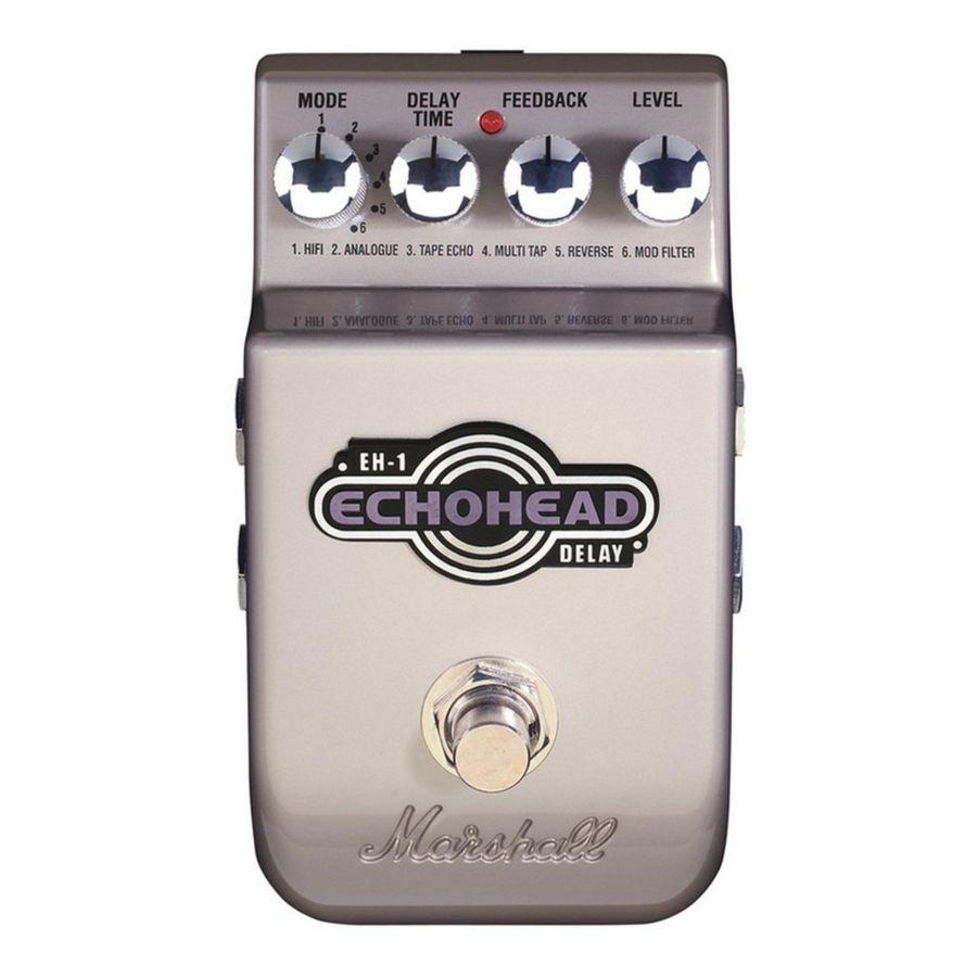 Pedal-Marshall-Eh-1-Echohead-Delay-Para-Guitarra-Electrica-Con-Truebypass