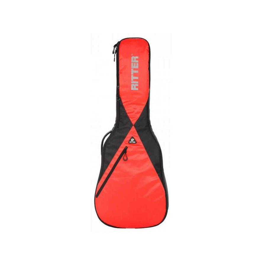 Ritter-Funda-Guitarra-Electrica-Bolsillos-Rgp5-Acolchada