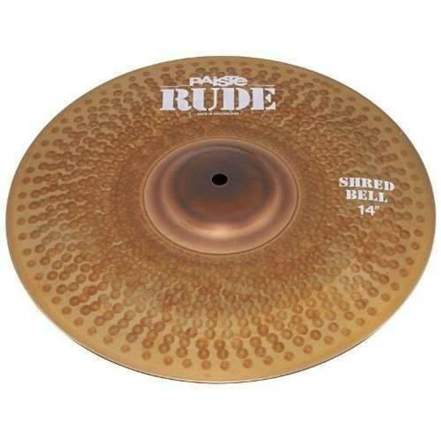 Platillo-Paiste-Rude-Sb-14-Shred-Bell-14-Pulgadas