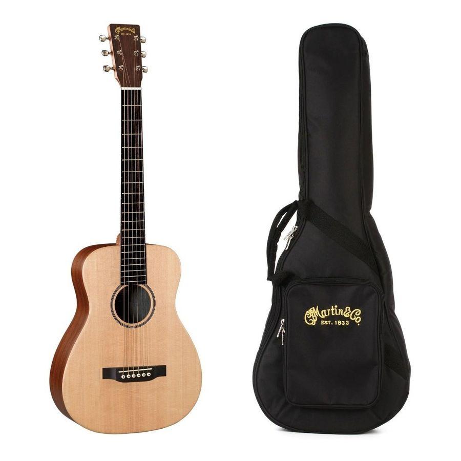Guitarra-Acustica-Martin-Lx1-Little-Martin-Funda-Tapa-Solida
