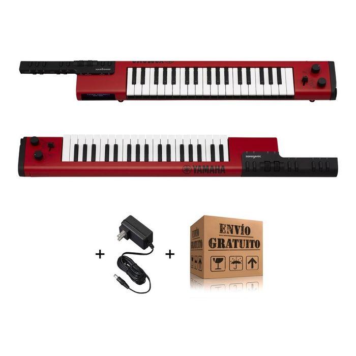 Teclado-Yamaha-Sonogenic-Shs500-De-37-Teclas-Sensitivas-3-Octavas-Midi-Usb-Eq-Efectos-30-Voces-48-Notas-De-Polifonia