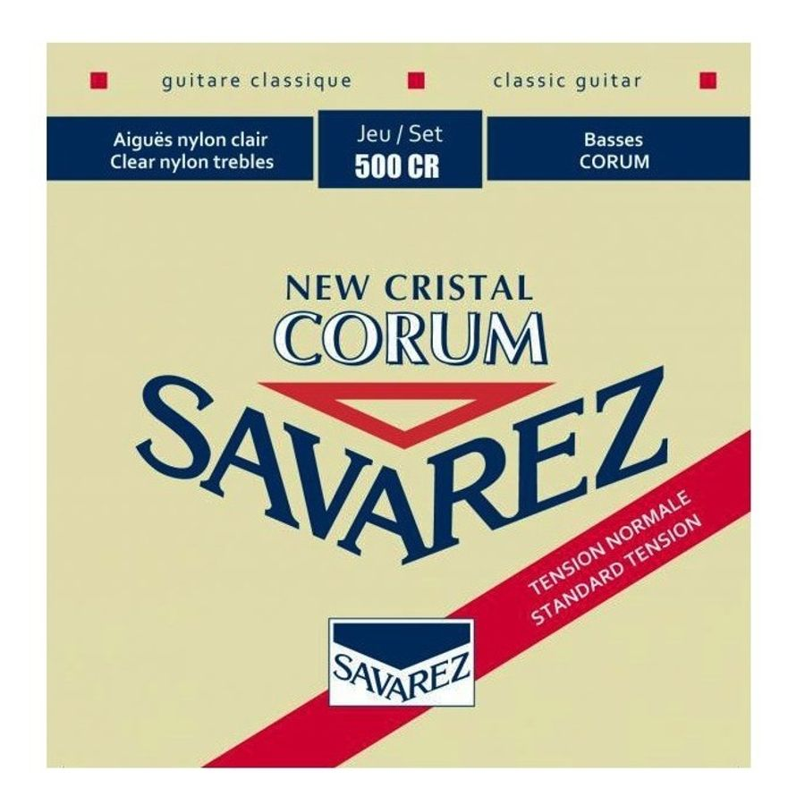 Encordado-Guitarra-Clasica-Savarez-500cr-Tension-Normal