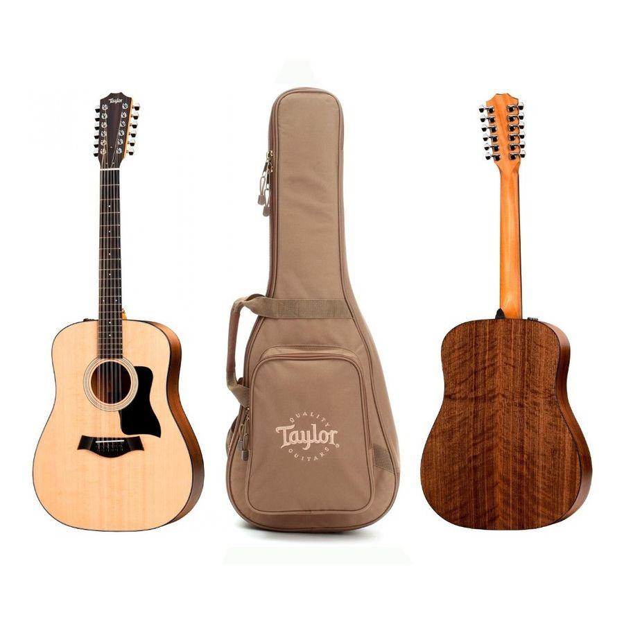 Guitarra-Electroacustica-Taylor-150e-12-Cuerdas-Dreadnougth