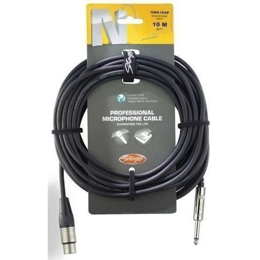 Stagg-Cable-Microfono-Xlr-Canon-A-Plug-Profesional-10-Metros