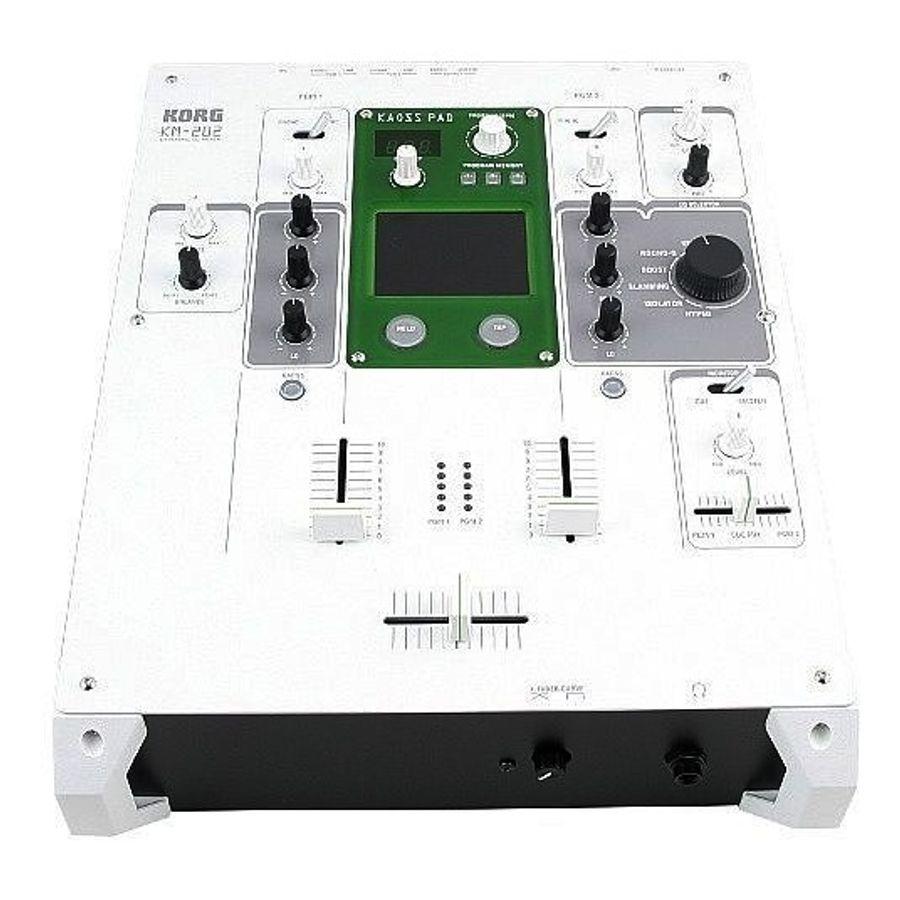 Mixer-Kaoss-Km202-Dynamic-Dj-Con-Efectos