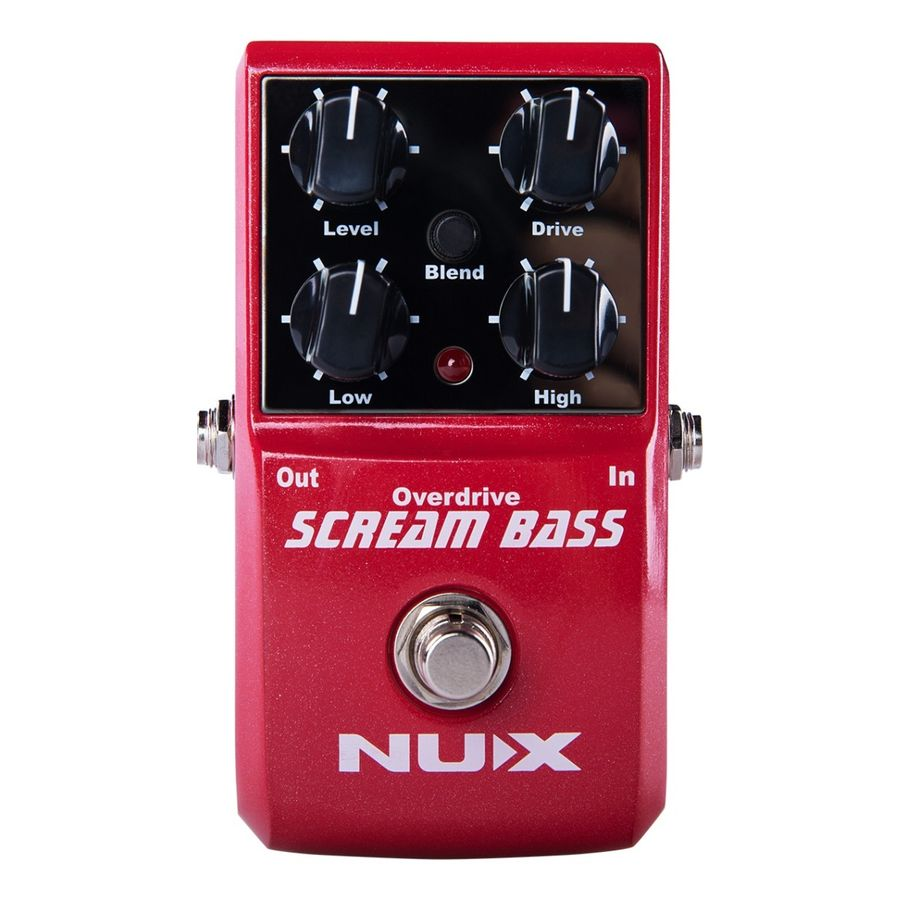 Pedal-Para-Bajo-Nux-Scream-Bass