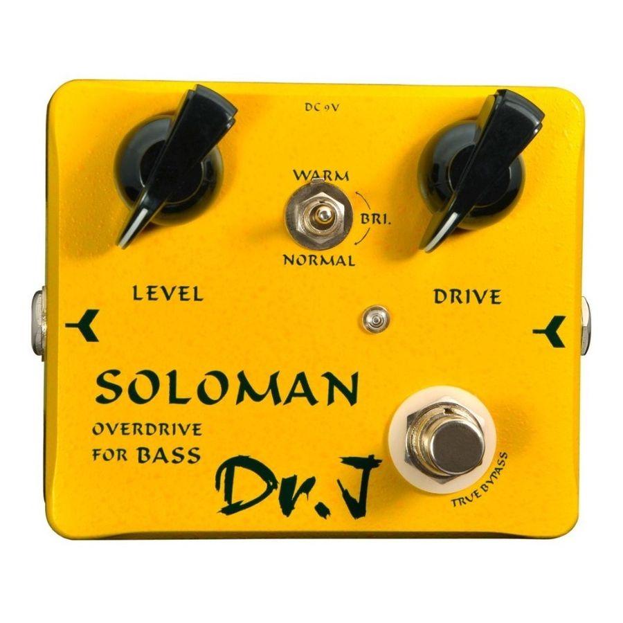 Pedal-Joyo-Efecto-Bajo-Electrico-Dr-J-Soloman-Overdrive-D-52