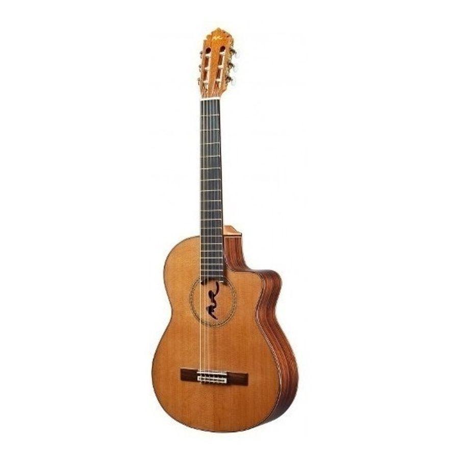 Guitarra-Electrocriolla-M.rodriguez-B-Cut-Boca-Mr-Fishman
