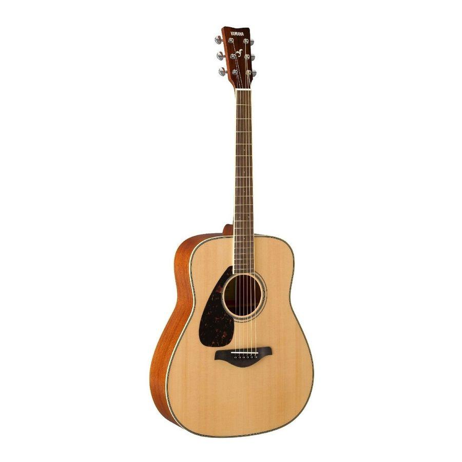 Guitarra-Acustica-Yamaha-Fg820l-Zurda-Color-Natural