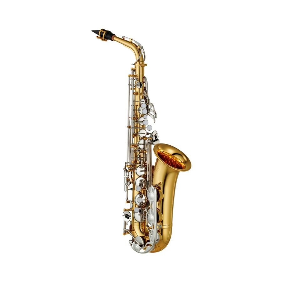 Saxo-Alto-Yamaha-Yas26-Tono-Eb-Boquilla-As-4c-Con-Estuche