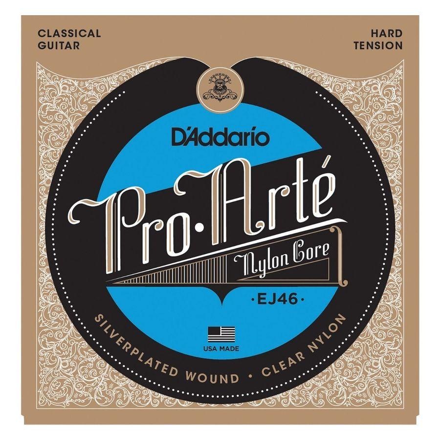 Encordado-Daddario-De-Guitarra-Clasica-Pro-Arte-Tension-Alta
