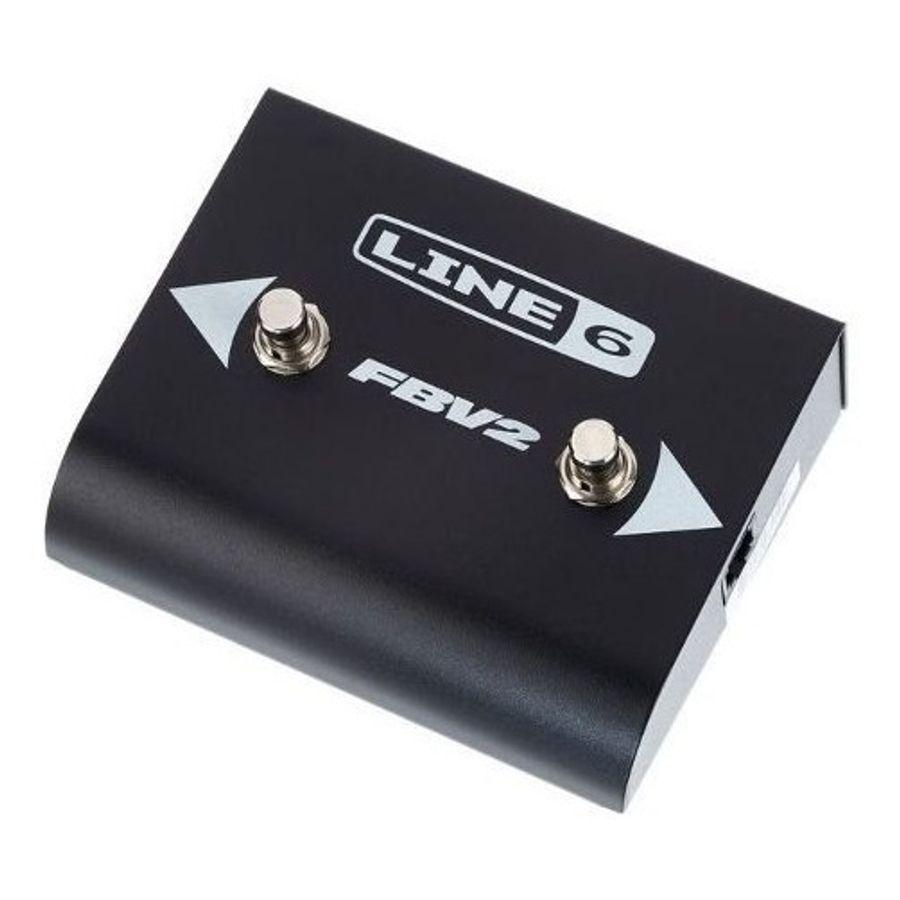 Pedal-De-Corte-Doble-Para-Amplificadores-Line-6-Modelo-Fbv2