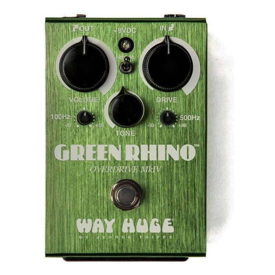 Pedal-De-Efectos-Guitarra-Overdrive-Way-Huge-Green-Rhino-Mk4