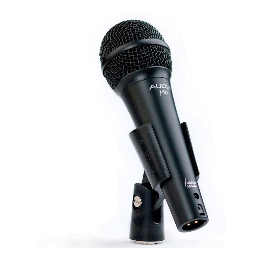 Microfono-Audix-F50-Vocal-Dinamico-Cardioide-Voces-Pipeta