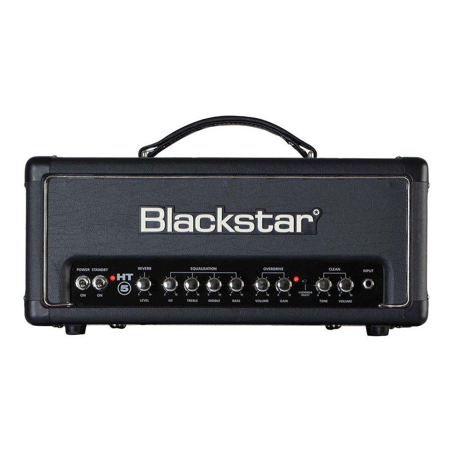 Cabezal-Guitarra-Blackstar-Ht-5rh-Valvular-5-W-2-Canales-Fx