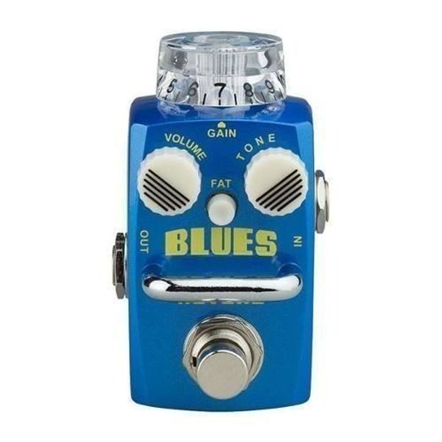 Pedal-De-Efectos-Hotone-Sod2-Analogo-Overdrive-Para-Blues