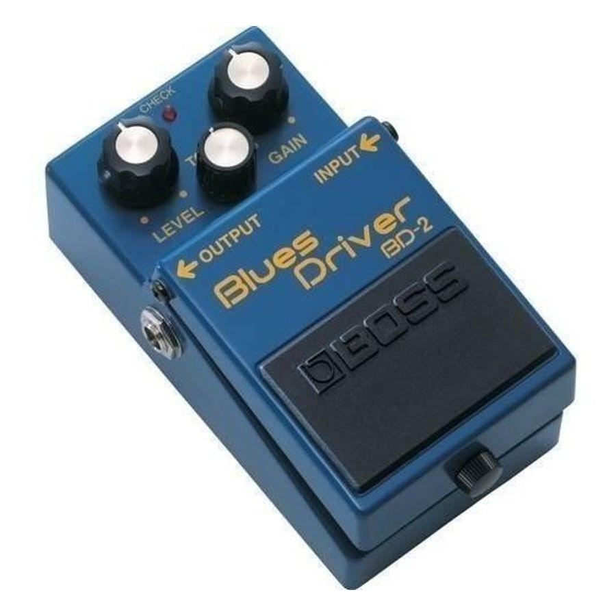 Pedal-De-Efectos-Boss-Blues-Driver-Bd2-Para-Guitarra