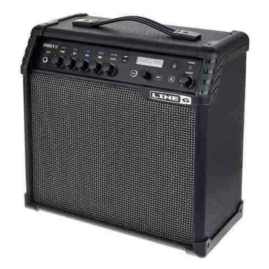 Amplificador-Line-6-Spider-V-30-Watts-Guitarra-Usb-Efectos