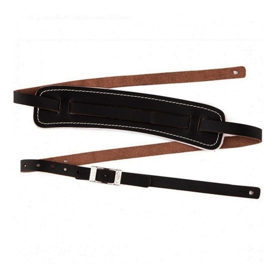 Correa-Cuero-Fender-Standard-Vintage-Strap-Negro-Ajustable