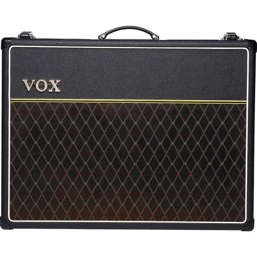 Combo-Amplificador-Vox-Ac30c2x-Valvular-30-Watts-Parlantes-Alnico-Blue