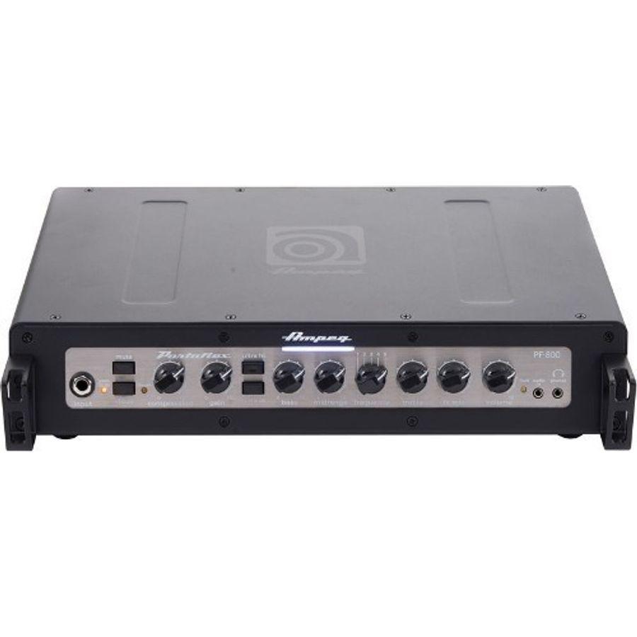 Cabezal-Para-Bajo-Ampeg-Portaflex-Pf800-De-800-Watts-Clase-D