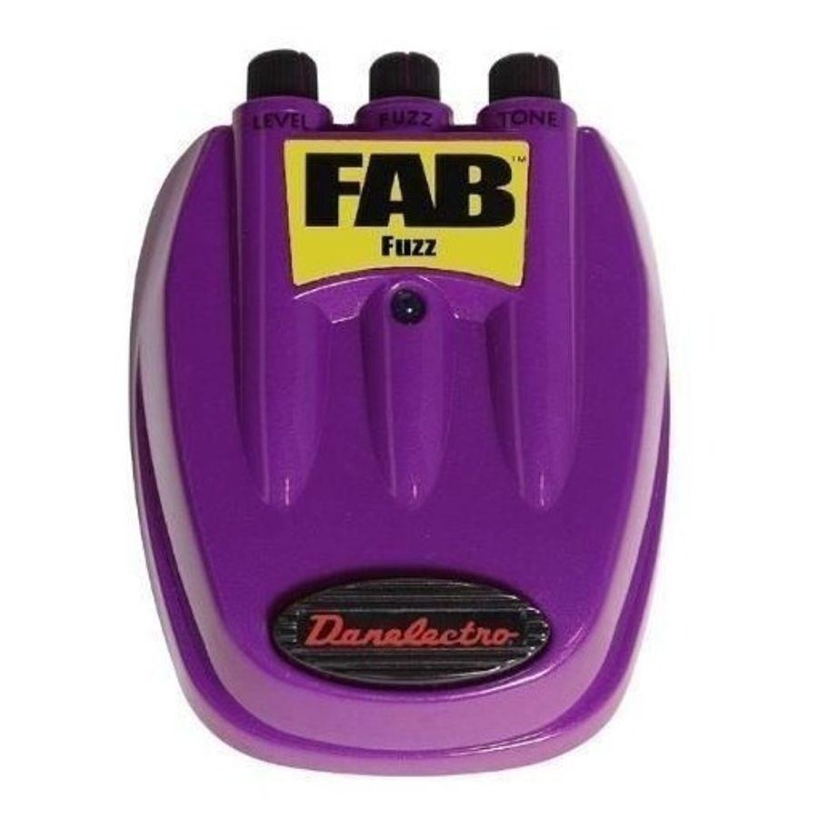 Pedal-Para-Guitarra-Electrica-Danelectro-D-7-Fuzz-Fab