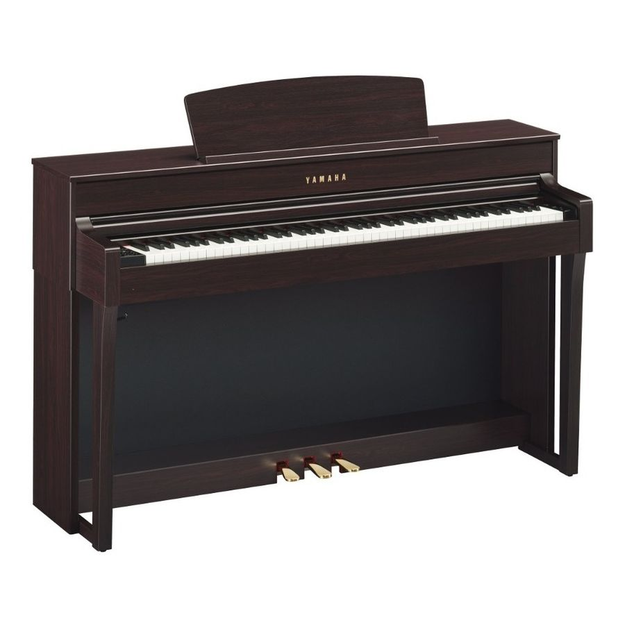Piano-Electrico-Digital-Yamaha-Clavinova-Clp-645r-Rosewood