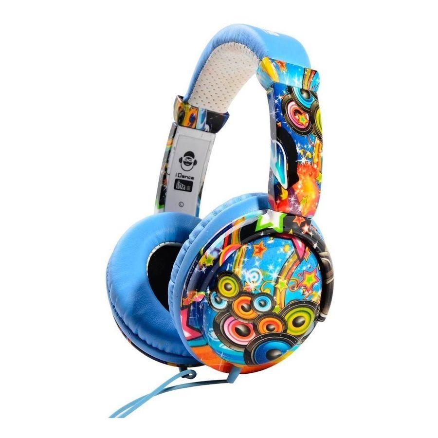 Auricular-Idance-Ibiza101-Con-Microfono-50mm-Dj-Gamer