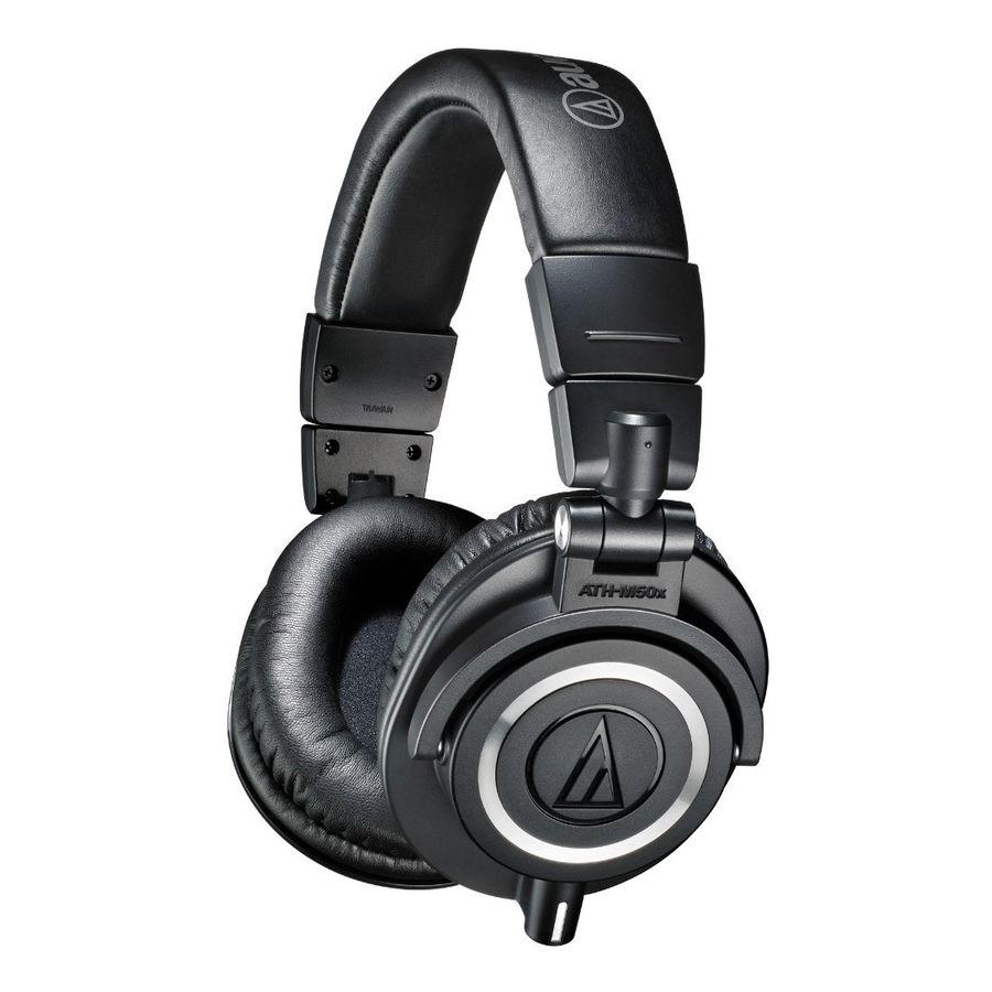 Auricular-Audio-Technica-Ath-m50x-Cable-Desmontable-Negro