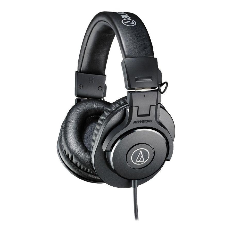 Auriculares-Cerrados-Audio-Technica-Ath-m30x-Profesionales