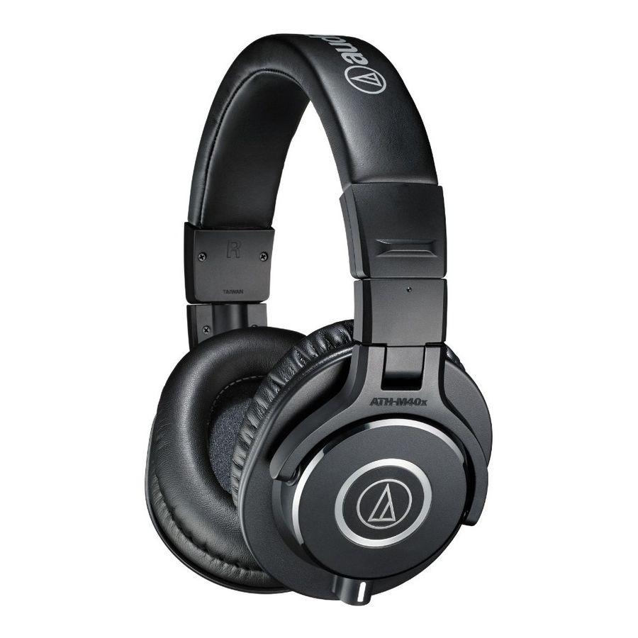 Auricular-Cerrado-Audio-Technica-Ath-m40x-Cable-Desmontable